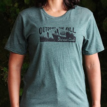 Outdoors for All T-Shirt THUMBNAIL