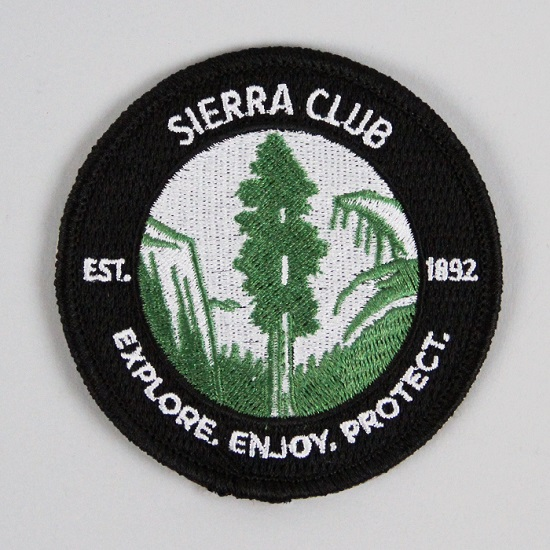 Logo Patch LARGE