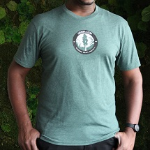 Sierra Club Circle Logo T-Shirt THUMBNAIL