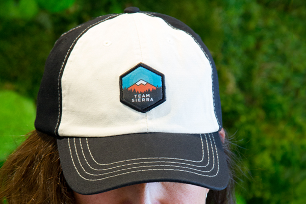 Team Sierra Baseball Cap LARGE