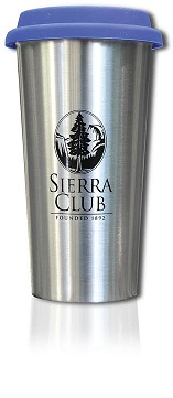 Sierra Club Stainless Steel Tumbler