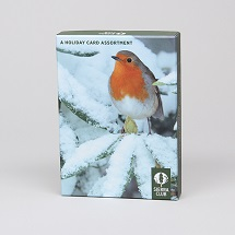 Sierra Club Winter Birds 2 Holiday Card Assortment