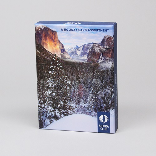 Sierra Club Yosemite Holiday Card Assortment