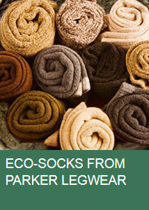 Eco-Socks from Parker Legwear