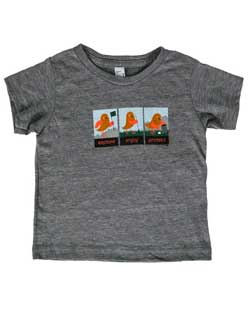 Explore, Enjoy & Protect Toddler T-Shirt