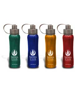 Sierra Club Stainless Steel Water Bottle