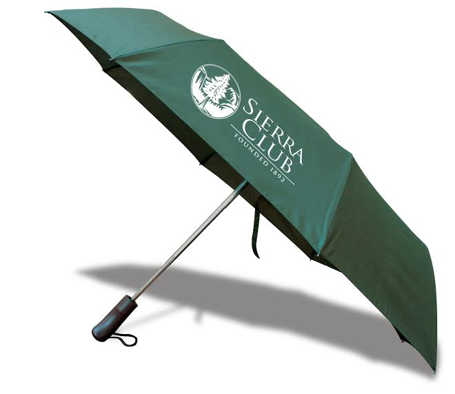 Sierra Club Umbrella