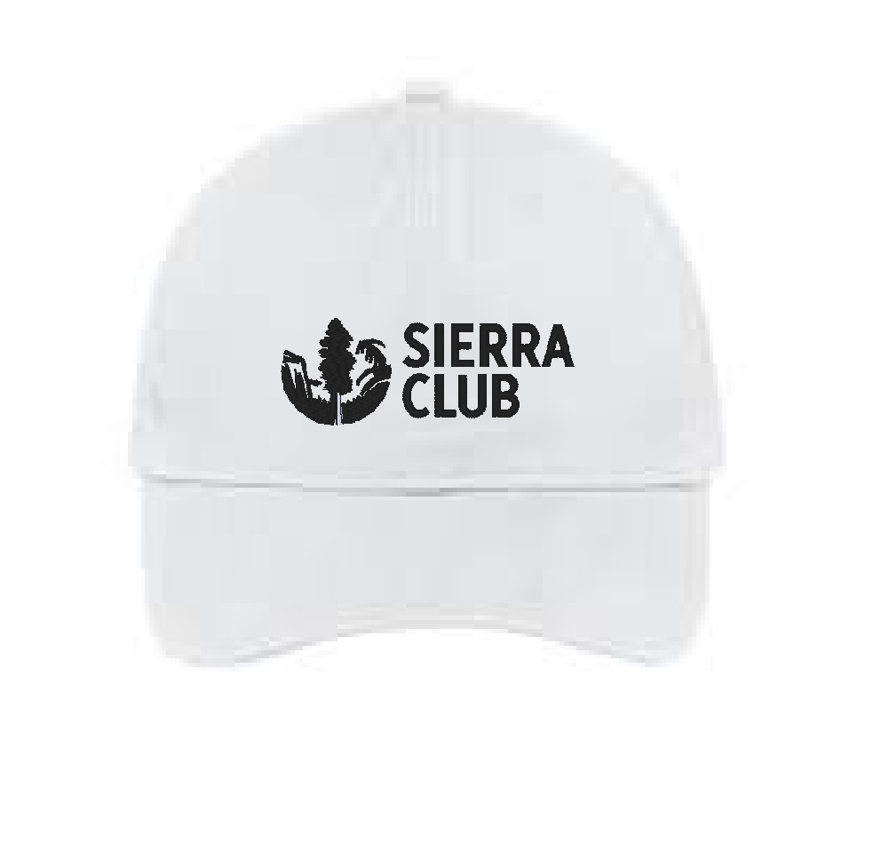 Sierra Club Logo Cap Mini-Thumbnail