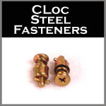 CLoc® Steel Fasteners (Camloc® Compatible)