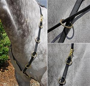 D-Tech  10 Ring Martingale LARGE
