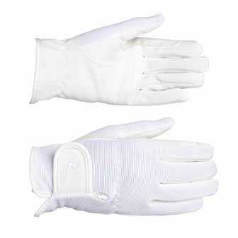 Jr. Multi-Stretch Riding Gloves