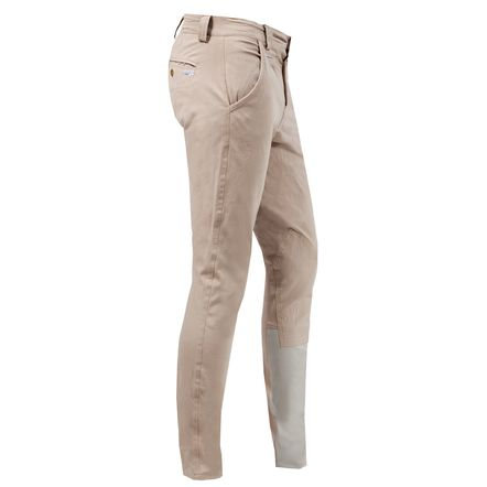 HorZe Carlos Mens Self-Patch Chinos Breeches