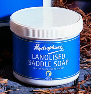Hydrophane Lanolinized Saddle Soap