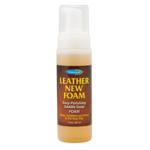 Leather New Foam Saddle Soap