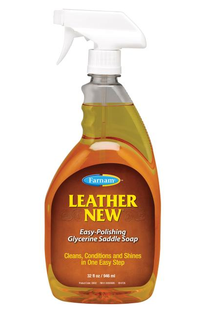 Leather New Liquid Saddle Soap MAIN