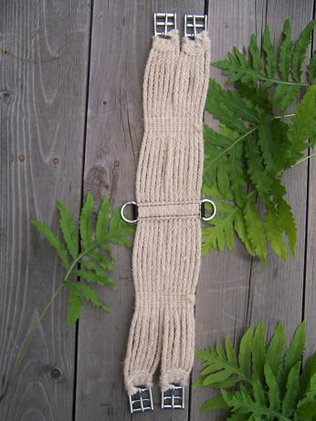 Montana Cincha Mohair English Girth