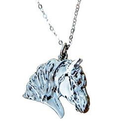 Horse Head Pendant MAIN