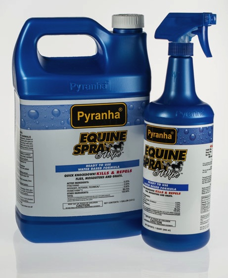 Pyranha Spray & Wipe
