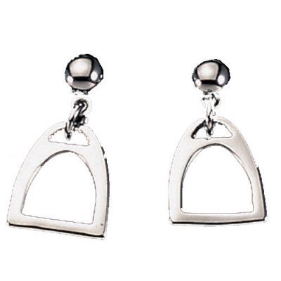 Stirrup Earrings THUMBNAIL