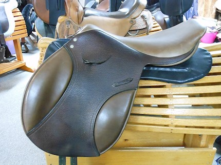 Used Ortho-Flex Cross Country Saddle THUMBNAIL