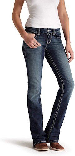 Ariat R.E.A.L. Riding Jeans THUMBNAIL