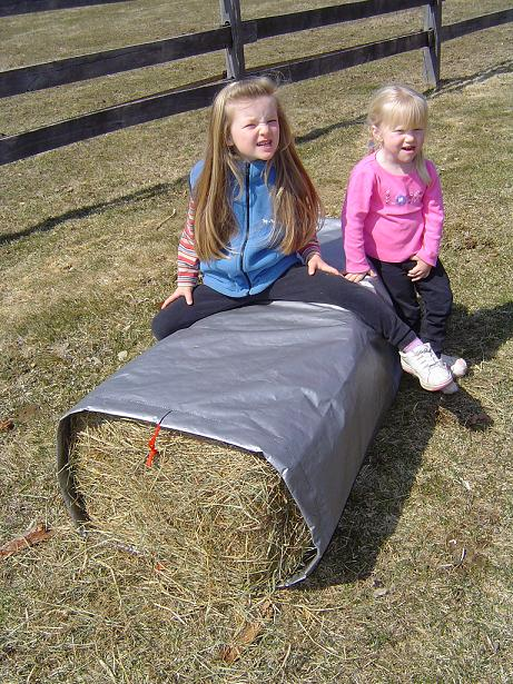 Desoto Hay Bale Bag MAIN