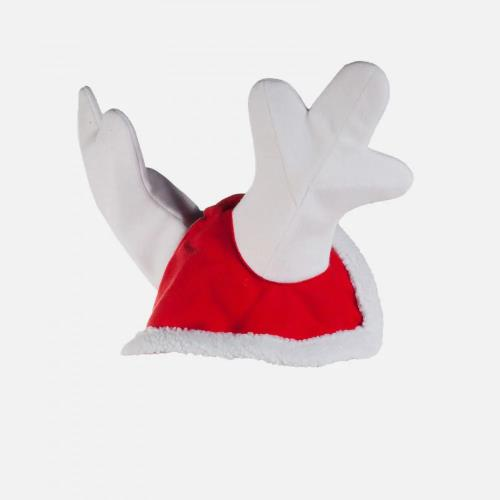 Holiday Reindeer Antlers Cap LARGE