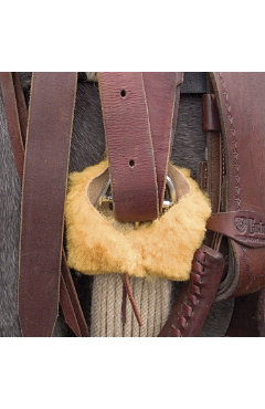 Cashel Sheepskin Cinch Ring Master MAIN
