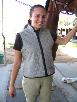 Coolmedics Vest with Collar