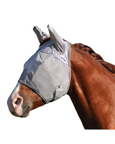 Cashel Crusader Fly Mask With Ears THUMBNAIL
