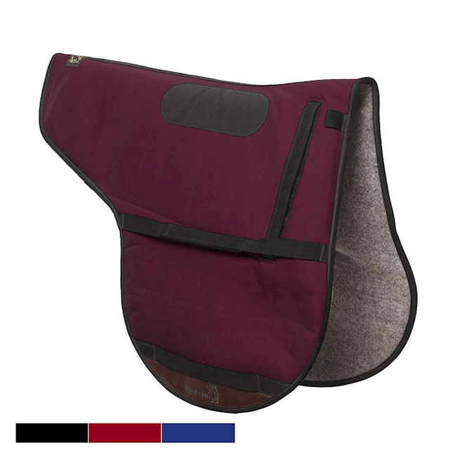 EquiPedic English Saddle Pad MAIN
