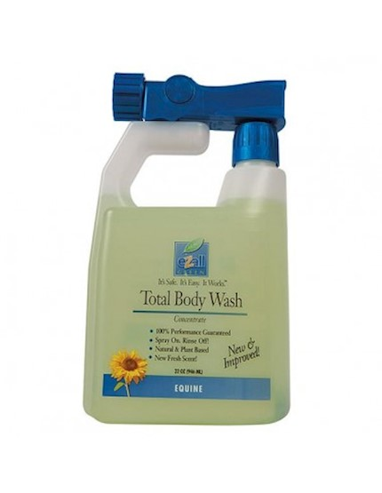 eZall Total Body Wash THUMBNAIL