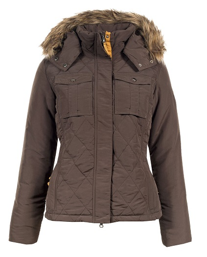 HorZe Janette Quilted Jacket
