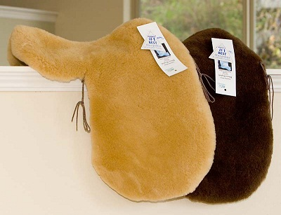 JMS Full Saddle Cover:  English