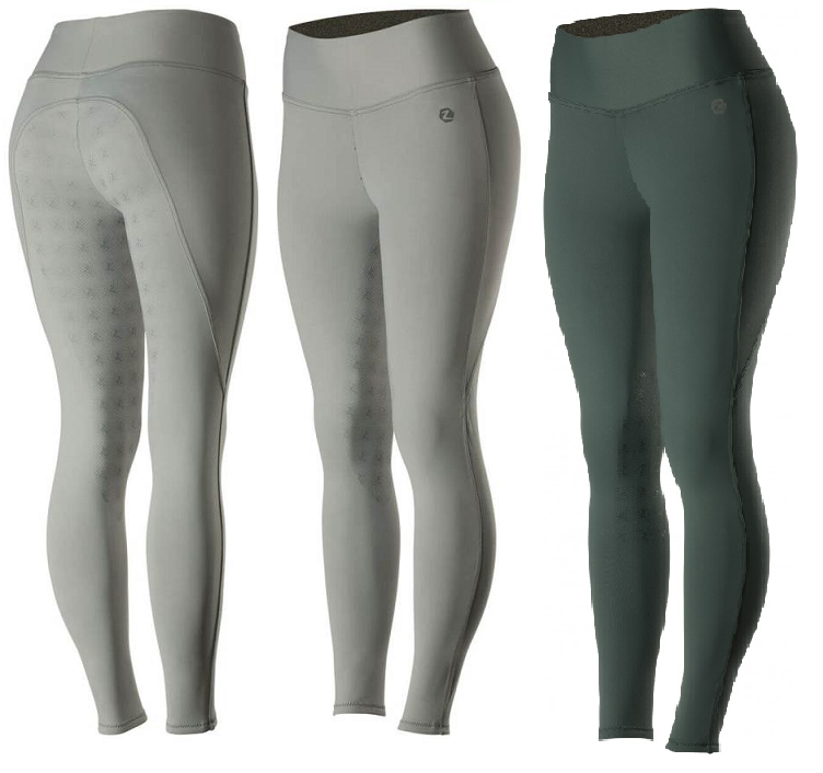 HorZe Juliet Hyper Flex Knee-Patch Tight THUMBNAIL