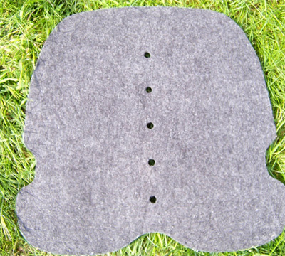 Neofelt Saddle Pad