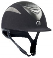 Helmet: One K Defender Pro- Leather Chromed