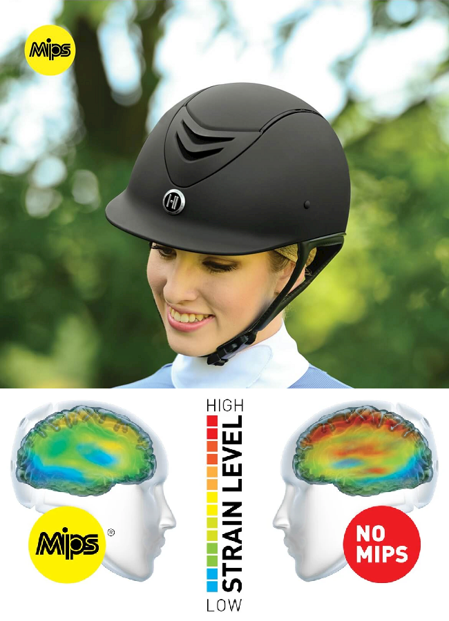 One K CCS With MIPS Helmet LARGE