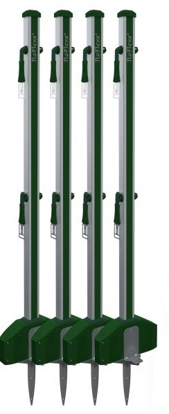 RoFlexs Basic Fencing Set (4 Posts)