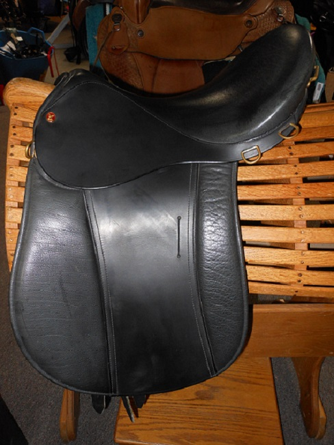 ReactorPanel Baker Trail Saddle