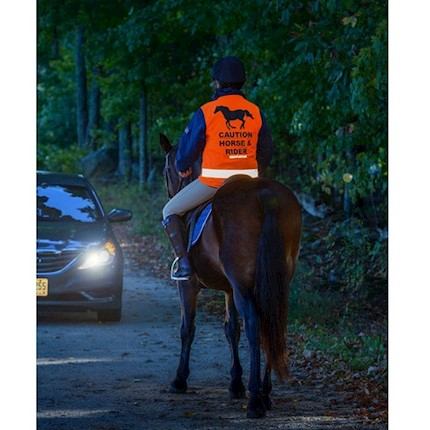 Equi-Flector Safety Vest THUMBNAIL