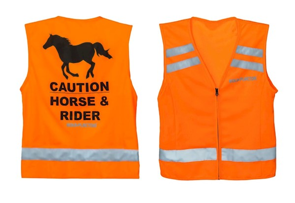 Equi-Flector Safety Vest LARGE