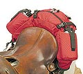 Stowaway Western Saddle Bag