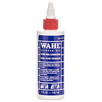 CLIPPER OIL:  Wahl Clipper Oil THUMBNAIL