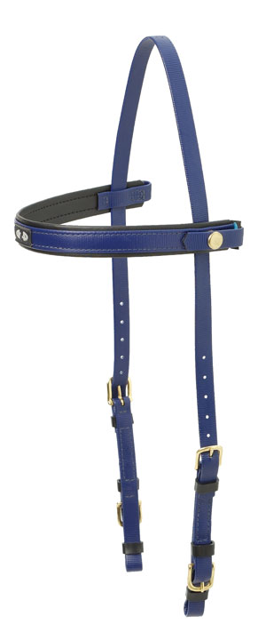 BRIDLE:  Zilco Deluxe Endurance Bridle Part