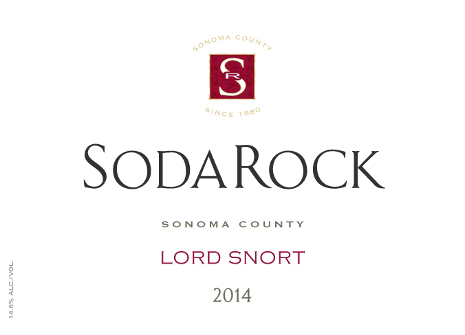 2014 Lord Snort Blend 6 Packs