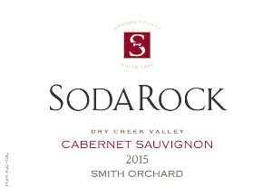 2015 Cabernet Sauvignon - Smith Orchard, Dry Creek Valley THUMBNAIL