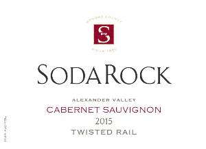 2015 Cabernet Sauvignon Twisted Rail THUMBNAIL