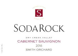2016 Cabernet Sauvignon - Smith Orchard, Dry Creek Valley MAIN