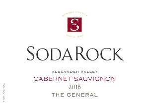 2016 Cabernet Sauvignon The General THUMBNAIL
